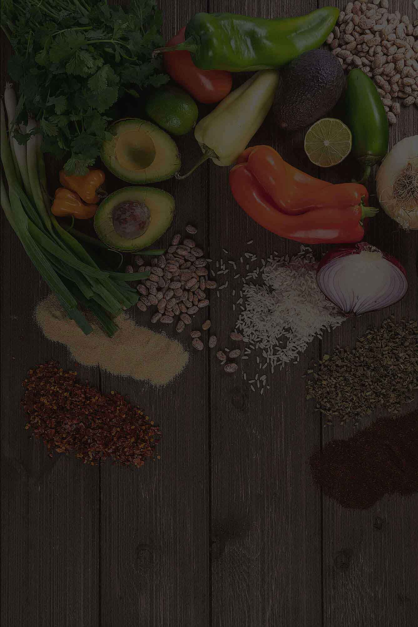 mexican food ingredients